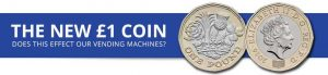 The new £1 coin. This can have a severe effect on your vending machine and Automatic Merchandising can be the perfect solution for vending services Swansea, vending services Port Talbot and also when you get vending machine leasing.